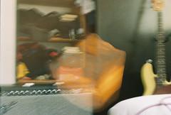D067677-R1-13-14A (IrvLephunk) Tags: sun sunset nature city plants discoball disco scattered sky orange car mountain mountains huasteca monterrey nuevoleon antena nofilter noprocess raw 35mm film filmphotography bluesky silouhette