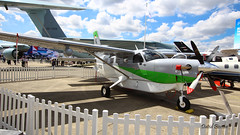 Daher Kodiak 100 ~ D-FFOX (Aero.passion DBC-1) Tags: 2019 salon du bourget paris airshow dbc1 david biscove aeropassion avion aircraft aviation plane meeting lbg daher kodiak 100 ~ dffox