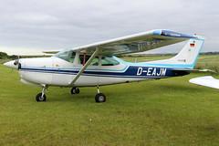 D-EAJM (GH@BHD) Tags: deajm cessna cessna182 skylane skylanerg newtownardsairfield newtownards ulsterflyingclub aircraft aviation