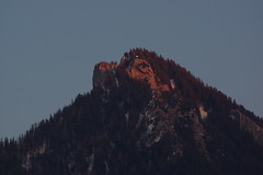 Hochlerch (Aah-Yeah) Tags: hochlerch marquartstein achental chiemgau bayern abendrot sonnenuntergang sunset gipfelkreuz