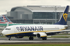 EI-GDP | Ryanair | Boeing B737-8AS(WL) | CN 44813 | Built 2018 | DUB/EIDW 22/05/2019 | Reregistered as 9H-QAD with Malta Air 18/6/2019 (Mick Planespotter) Tags: aircraft airport 2019 dublinairport collinstown plane planespotter airplane spotter sharpenerpro3 nik b737 eigdp ryanair boeing b7378aswl 44813 2018 dub eidw 22052019 reregistered 9hqad malta air 1862019 maltaair