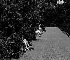 photo (BadSoull) Tags: photo trip prague europe czech city legs people black white bnw mirrorless sony a6300