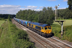 66714 Plumley West 3rd July 2019 (John Eyres) Tags: 66714 cromer lifeboat taken plumley west with 6e09 0711 liverpool biomass terminal drax 030719