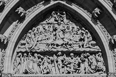 photo (BadSoull) Tags: photo trip prague europe czech city black white bnw mirrorless sony a6300 statues