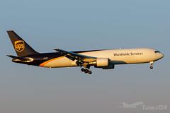 N362UP | UPS Airlines | Boeing 767-346(ER)(BCF) | VIE/LOWW (Tushka154) Tags: boeing spotter schwechat 767 austria 767300f 767300 vienna 767346erbcf upsairlines n362up aircraft airplane avgeek aviation aviationphotography boeing767 flughafenwien loww planespotter planespotting spotting ups unitedparcelservice viennaairport viennainternationalairport wien