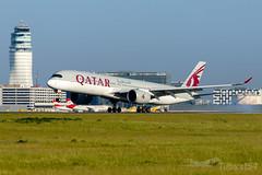 A7-ALA   Qatar Airways   Airbus A350-941   VIE/LOWW (Tushka154) Tags: spotter a350900 schwechat airbus a350941 a350 vienna austria a7ala a350xwb airbusa350 airbusa350xwb aircraft airplane avgeek aviation aviationphotography flughafenwien loww planespotter planespotting spotting viennaairport viennainternationalairport wien