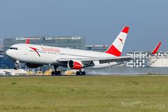 OE-LAZ | Austrian Airlines | Boeing 767-3Z9(ER) | VIE/LOWW (Tushka154) Tags: boeing 7673z9er spotter schwechat oelaz austria vienna austrianairlines 767 767300 aircraft airplane avgeek aviation aviationphotography boeing767 flughafenwien loww planespotter planespotting spotting viennaairport viennainternationalairport wien