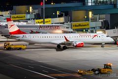 OE-LWL | Austrian Airlines | Embraer ERJ-195LR (ERJ-190-200 LR) | VIE/LOWW (Tushka154) Tags: oelwl embraer spotter erj195 austrianairlines austria vienna schwechat erj195lr aircraft airplane avgeek aviation aviationphotography erj190200lr flughafenwien loww planespotter planespotting spotting viennaairport viennainternationalairport wien