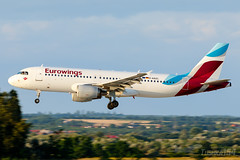 D-ABZL   Eurowings   Airbus A320-216   BUD/LHBP (Tushka154) Tags: hungary dabzl spotter airbus ferihegy budapest a320 a320216 eurowings a320200 airbusa320 aircraft airplane avgeek aviation aviationphotography budapestairport lhbp lisztferencinternationalairport planespotter planespotting spotting
