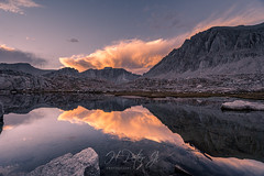 Like folded angel wings (ScorpioOnSUP) Tags: a7iii abovetimberline adventure backcountry bealpha clouds easternsierra hitchcocklakes jmt jmt2018 johnmuirtrail lake landscape landscapephotography light mountains mthale mtwhitney nature outdoors reflection sequoianationalpark shadows sierranevada sonyalpha sunset thruhike wilderness
