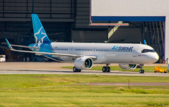 Air Transat / Airbus A321-271NX / C-GOIF / YUL (tremblayfrederick98) Tags: a321 a321neo airbus airtransat airplane airport yul montreal