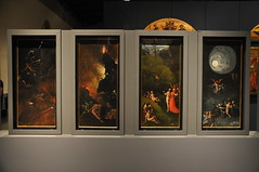 Visions of the Hereafter (Ryan Hadley) Tags: galleriedellaccademia accademia artgallery museum painting art venice italy europe worldheritagesite renaissance hieronymusbosch