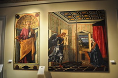 St. Peter & Annunciation (Ryan Hadley) Tags: galleriedellaccademia accademia artgallery museum painting art venice italy europe worldheritagesite renaissance stpeter annunciation