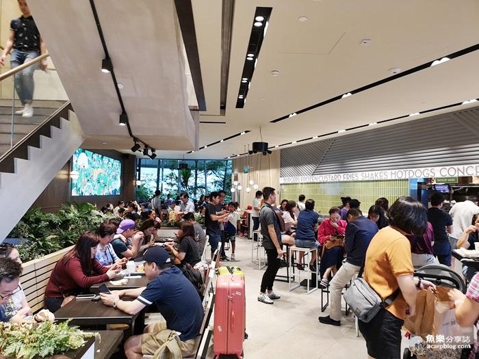 【新加坡美食】Shake Shack 紐約超人氣漢堡|星耀樟宜機場美食 @魚樂分享誌