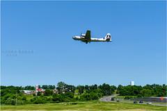 B29-Trenton Mercer Airport-Trenton NJ (Twenty17Teen Photography) Tags: airplane newjersey boeing fifi majestic trenton b29