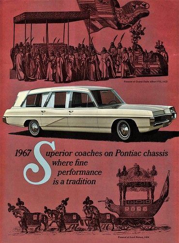 1967 Superior Coaches on Pontiac Chassis