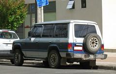 Mitsubishi Pajero 2500 Turbo Wagon 1988 (RL GNZLZ) Tags: mitsubishipajero 2500 turbowagon 1988 montero 25d td 4x4