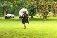 Nice umbrella Rebecca