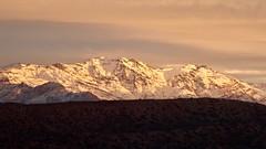 Sunset (alobos life) Tags: cordillera de los andes snow nieve montañas sky cielo chile sunset atardecer