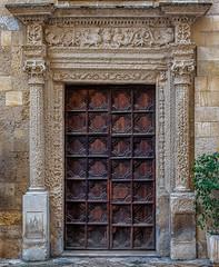 Doors of Lecce (Leaning Ladder) Tags: lecce italy italia puglia apulia doors architecture canon 7dmkii leaningladder