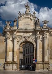 Lecce (Leaning Ladder) Tags: lecce italy italia puglia apulia architecture gate portarudiae sky canon 7dmkii leaningladder