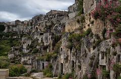 The caves of Matera (Leaning Ladder) Tags: matera italy italia basilicata sassi canon 7d 7dmkii leaningladder