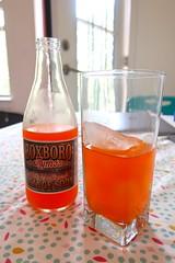 IMG_7630_p (thebiblioholic) Tags: boxborough orange soda bottle 365 drink