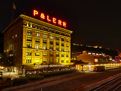 P&LERR (Valley Imagery) Tags: pittsburgh usa night train station history repurposed restaurantlights sony a99ii tamron 1530 slik spring