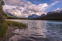 Upper Waterfowl Lake (www78) Tags: alberta banff canada icefieldsparkway nationalpark upper waterfowl lake national park