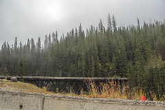 Old Bridge on Big Hill (www78) Tags: britishcolumbia canada field kickinghorsepass nationalpark yoho old bridge big hill national park british columbia