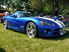 2006 Dodge Viper SRT-10 (splattergraphics) Tags: 2006 dodge viper srt10 mopar carshow saintclareschurch essexmd