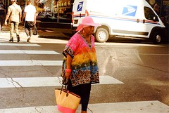 Colorful and Fashionable (bongo najja) Tags: