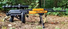 20190703_083216 (Slick_Rick77) Tags: psl psl54c romanian sniper rifle posp scope 762x54r bonesteel cnc warrior side folder definitive arms brake 24mm fighter