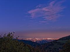 nuit étoilée Yzeron 30 juin 2019 (lucile longre) Tags: nuit étoiles juin été yzeron astrophotographie paysage montsdulyonnais rhône auvergnerhônealpes heurebleue