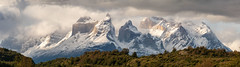 Torres Del Paine, Cuernos, Patagonia, Chile - Christine Phillips (Christine's Phillips (Christine's observations) - ) Tags: chile patagonia mountains green nature clouds america south andes torresdelpaine cuernos christinephillips