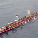 Tribal War Canoe