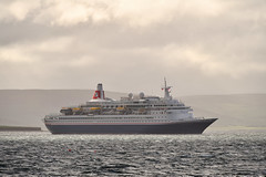 Black Watch (southlancs) Tags: liners cruiseships orkneys kirkwall