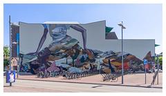 Lucas Gassel (LukeDaDuke) Tags: helmond hellmond mural muralart murals street streetart streetphotography urban urbanart urbanphotography carat city cityphotography robinnas zenkone lucasgassel