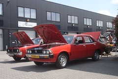 Mitsubishi Galant mk3 1.6 GL 12-5-1977 70-RM-40 (Fuego 81) Tags: mitsubishi galant mk3 1977 70rm40 onk cwodlp sidecode3 pregaik colt mk2 coupé 1976 24jz27
