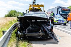 Auffahrunfall A3 Bad Camberg 03.07.19 (Wiesbaden112.de) Tags: 3 a3 abschleppdienst anhänger auffahrunfall autobahn bab badcamberg gutachter polizei stenzel unfall vku vu verkehrsunfall vollsperrung wiesbaden112 zusammenstos sst überschlag deutschland