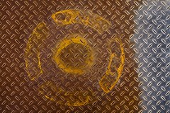 Ogre cosmique (Gerard Hermand) Tags: 1906079165 gerardhermand italie italy palerme palermo sicile sicily canon eos5dmarkii abstrait abstraction abstract rouille rust metal