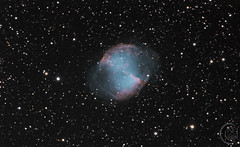 M27 The Dumbbell Nebula [2019.07.04] W.I.P v1 (1CM69) Tags: 1cm69 app apt astrophotographytool astropixelprocessor astrophotography bishnym bishopsnympton celestron celestroncpc925 cpc925 dso dumbbell dumbbellnebula exiftool geosetter kjevans m27 nebula photoshop planetarynebula qhy174m qhyccd starizonamicrotouchautofocuser england unitedkingdom