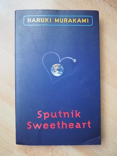 Haruki Murakami book fan photo