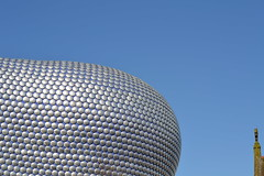 Selfridges building (Thibdecouvre) Tags: structure abstract abstrait travel birmingham angleterre england building