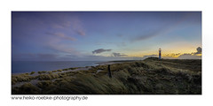 Landschaft am Meer / landscape by the sea (Heiko Röbke) Tags: 2018 lighthouse de deutschland bluehour landschaft nature blauestunde germany lighthousethursday panorama natur leuchtturm beach landscape canon5dmkiv strand sylt architecture architektur sky canon1635mmf28lisiii lila insel lightroom color