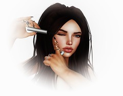 ↪ Making a perfect line ↩ (AιѕƖe) Tags: 7deadlyskins ostentation designershowcase laq secondlife