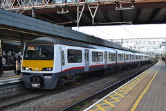 Greater Anglia 321328 (Will Swain) Tags: colchester station 5th april 2019 train trains rail railway railways transport travel uk britain vehicle vehicles england english europe transportation class essex east stratford greater anglia 321328 328 313