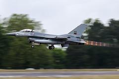General Dynamics F-16AM Fighting Falcon 15110 (MichaelHind) Tags: general dynamics f16am fighting falcon 15110 portuguese air forceforça aerea portuguesa esq301 jaguares monte real ab nato tiger meet 2019 montdemarsan portugueseairforce natotigermeet ntm airshow aviation armeedelair