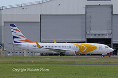 B737 OK-TSV SMARTWINGS (shanairpic) Tags: jetairliner b737 boeing737 shannon primera smartwings oeibf oypse oktsv