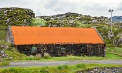 Abandoned Cottage, Harris (Bev & Paul Mynott) Tags: lewisharris house holiday2019 scotland goldenroad hebrides outerhebrides